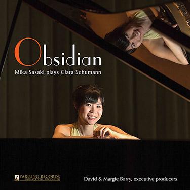 Miska Sasaki | Obsidian | Clara Shumann