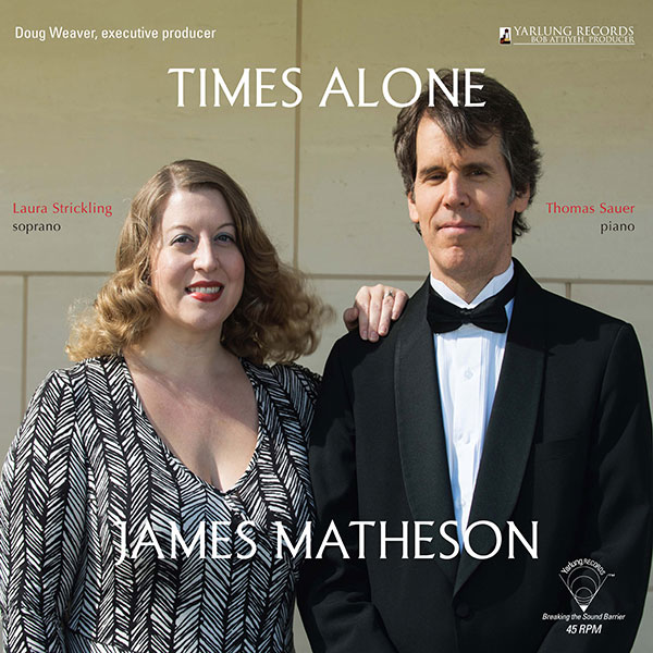 James Matheson | Times Alone | Laura Strickling