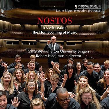 NOSTOS : CSUF University Singers