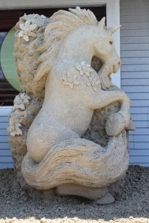Sand Sculptures 24 Yarmouth Cape Ma