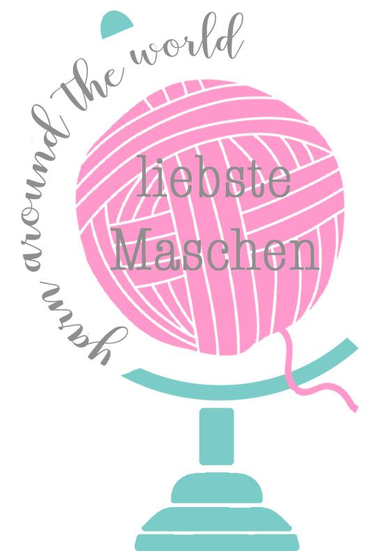 Logo liebste Maschen Linkparty Blogparty