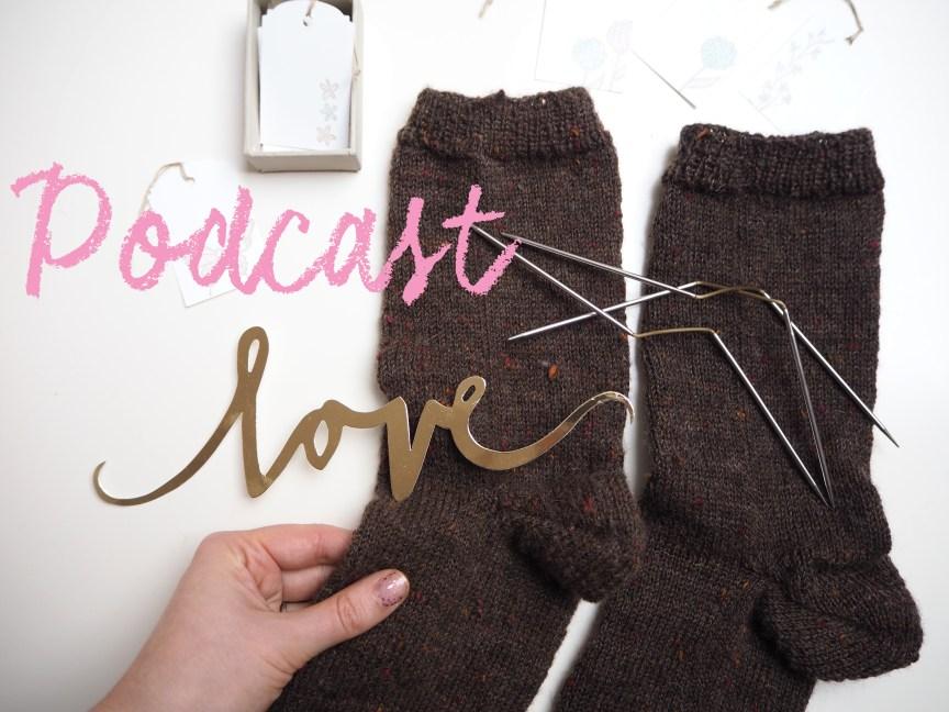 Podcast, Tipps, Podcast Liebe, Empfehlungen, Socken Stricken, Schuhgröße 45, Regia Schachenmayr