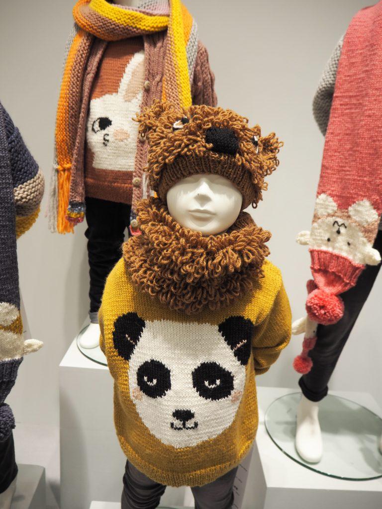 Rico Design, Kindermütze und Pullover, Messebericht H+H Cologne 2019