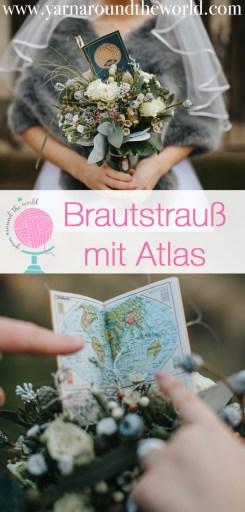 Brautstrauß mit Liliput Atlas