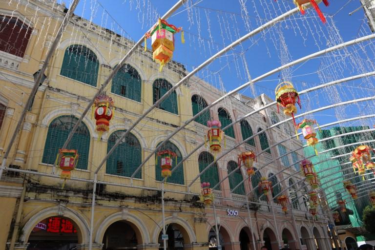 Macau, Weltreise, Langzeitreise