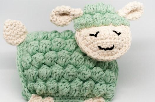Crochet ragdoll pattern
