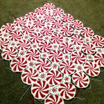 Crochet Peppermint Swirl Blanket with Pattern and Video Link!!!