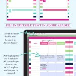 The Best 2017 Printable Planners! – Yarn|Hook|Needles