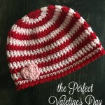 the Perfect Valentine's Day Beanie with FREE Ravelry Pattern! – YHN