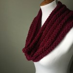 The Ridgeline Knit Cowl with FREE Pattern! – Yarn|Hook|Needles