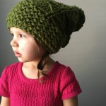 the Evergreen Trellis Knit Beanie with FREE Pattern! – YarnHookNeedles