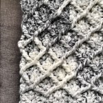 The Neil Diamond Crochet Cable Blanket with FREE Pattern! – YarnHookNeedles