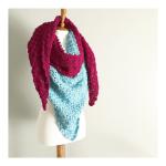 Learn to Make the Beautiful Crochet Starlette Shawl! – YarnHookNeedles