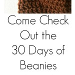30 Days of Beanies! A simple cable twist beanie you will love creating! – YarnHookNeedles