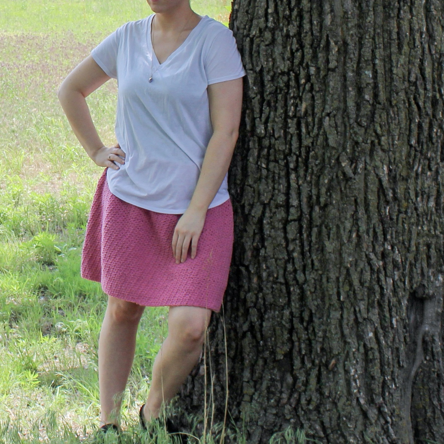 The Pink Ladies Crochet Skirt with Video Tutorial!