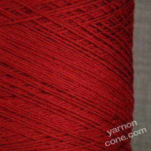 extra fine merino wool cashwool zegna baruffa soft 100% mustard red yarn cone