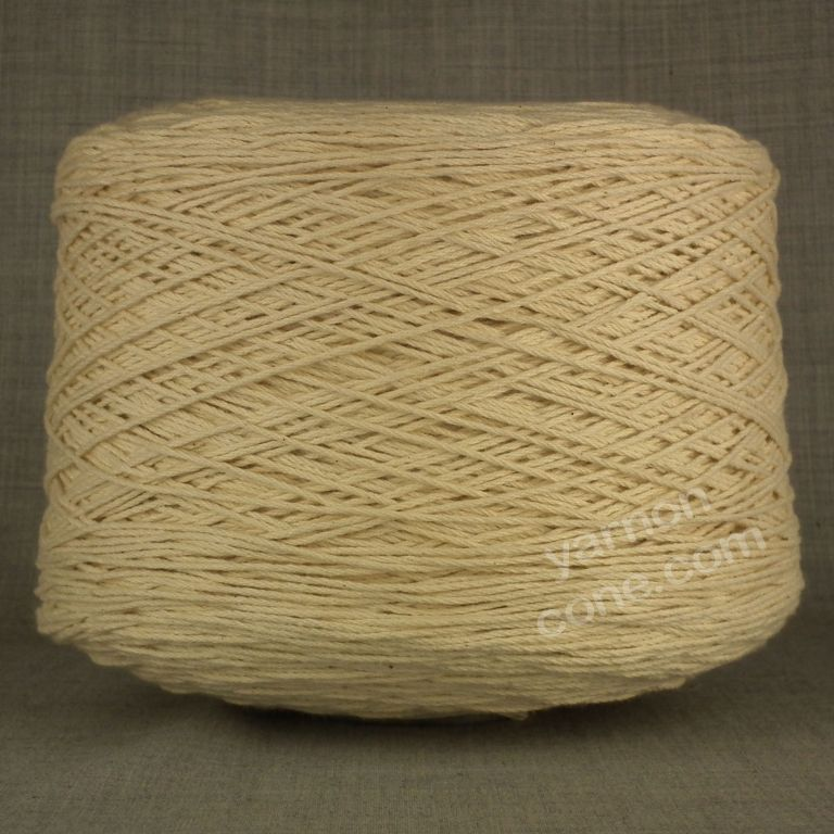 100% pure cotton dishcloth ecru undyed natural yarn cream