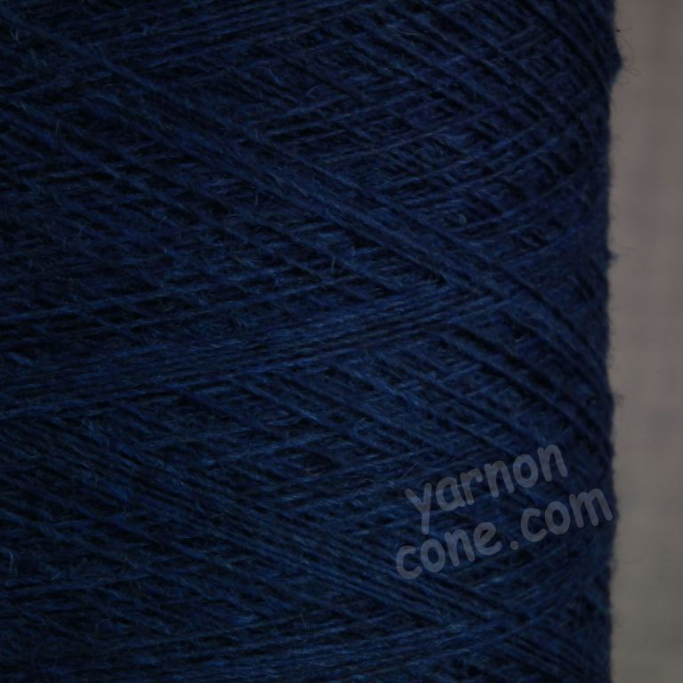 100% pure cashmere weaving yarn todd duncan single 14NM on cone UK indigo denim blue