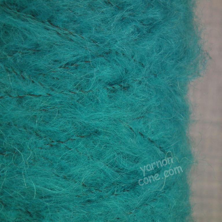 super soft brushed mohair yarn wool on cone scarf hat hand machine knitting uk seller