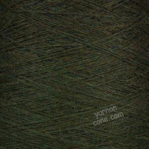 woolen spun pure wool yarn knits to 4 ply weight yarn on cone UK seller of hand & machine knitting yarns