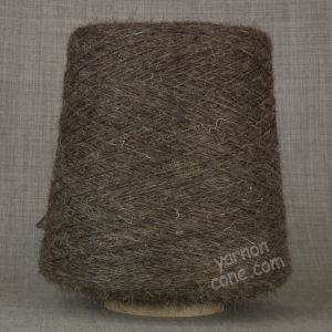 woolen spun pure wool yarn knits to 4 ply weight yarn on cone UK seller of hand & machine knitting yarns