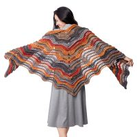 Bernat Lacy Crochet Shawl Pattern | Yarnspirations ...