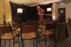 Orienteering-Theatre-Performance-Cafe-Kino-Bristol-preparing-for-show