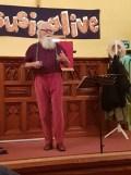 Orienteering-Theatre-Performance-Stow-Baptist-Church-12-Gloucestershire