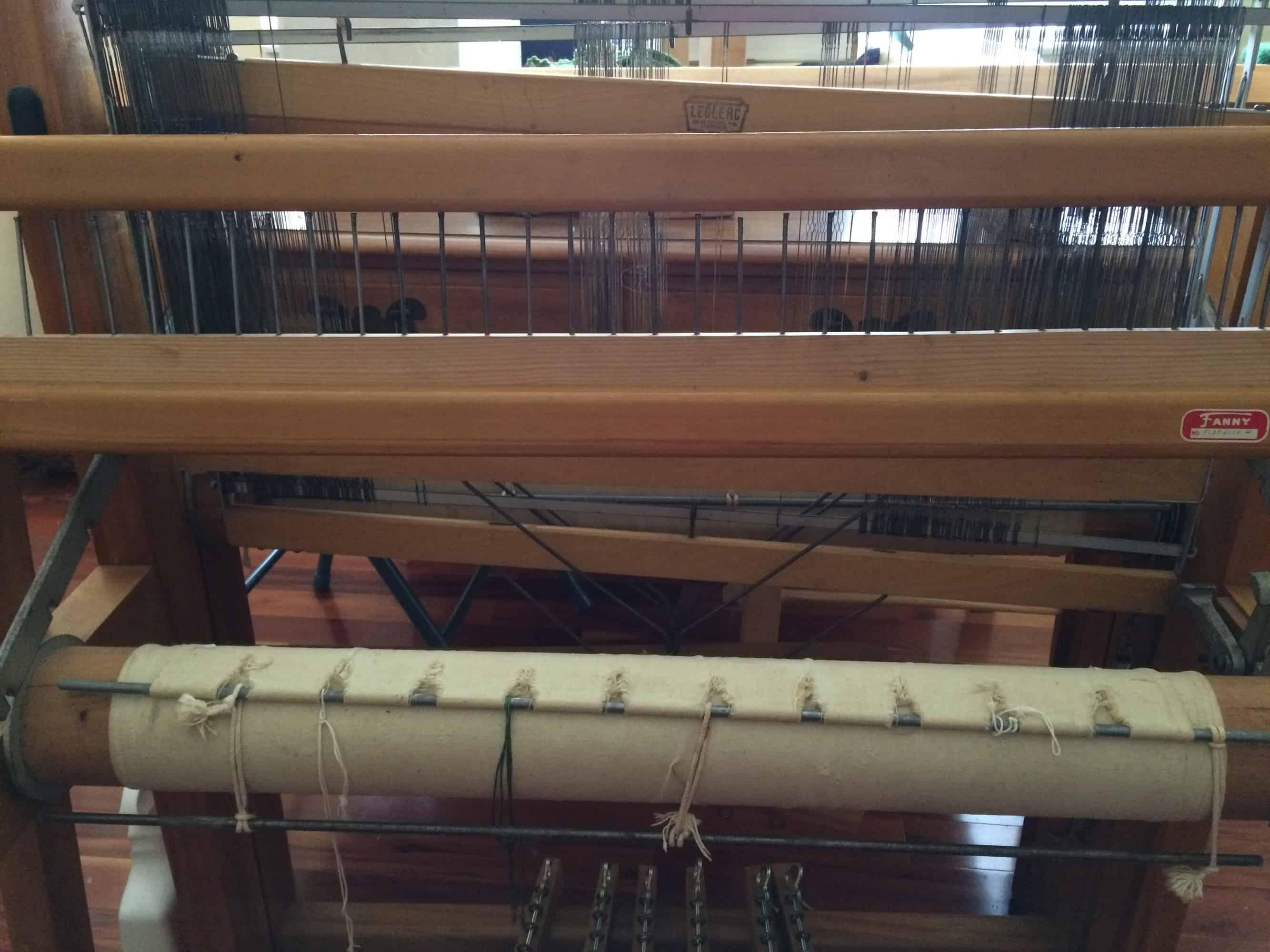Homemade Raddle – Through The Yarny Curtain