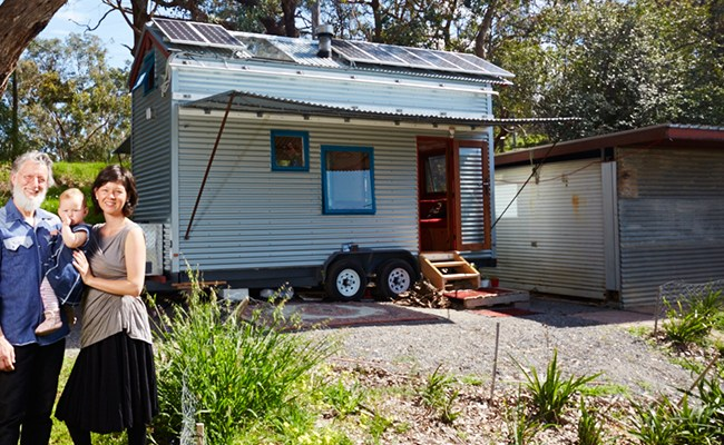 Tiny House Living Yarra City Council