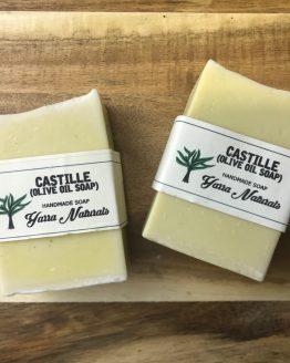 Olive (Castille) Body Soap