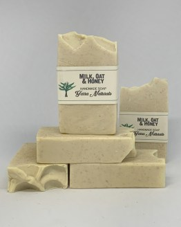 Milk, Oat & Honey Body Soap
