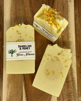 Dandelion & Honey Body Soap