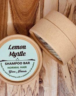 Lemon Myrtle Shampoo Bar