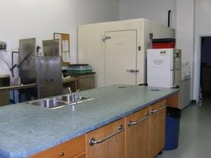 kitchen for rent slate sink licensed yarrow community walk in cooler dish sanitizer