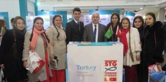 Turkmenistan sofralarini Turk baliklari susleyecek
