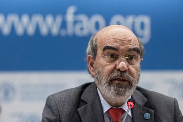 BM Gıda ve Tarım Örgütü (FAO) Başkanı José Graziano da Silva