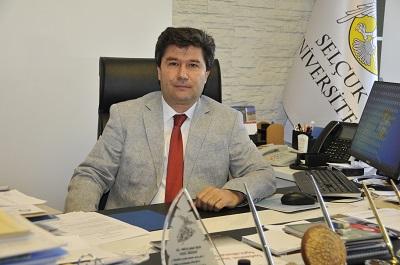 Konya Selçuk Üniversitesi Ziraat Fakültesi Gıda Mühendisliği Bölümü Öğretim Üyesi Prof. Dr. Mehmet Musa Özcan