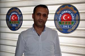 Kahramanmaraş Ziraat Odası Baskanı Mehmet Çetinkaya