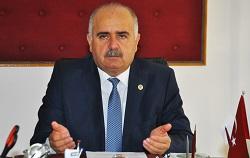 Manavgat Ziraat Odası Başkanı Rasim Metin