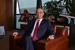 Türkiye Kuru Meyve İhracatçı Birlikleri Sektör Kurulu ve Kuru Meyve Tanıtım Grubu Başkanı Osman Öz