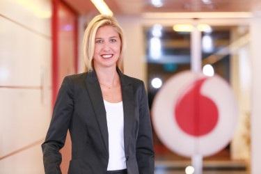 Türkiye Vodafone Vakfı Yönetim Kurulu Başkan Yardımcısı Gizem Keçeci