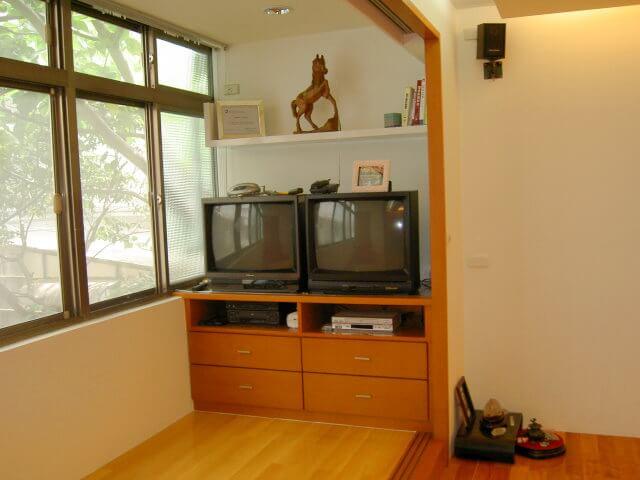 木工裝潢-電視櫃裝潢