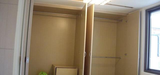 木工裝潢和室衣櫃