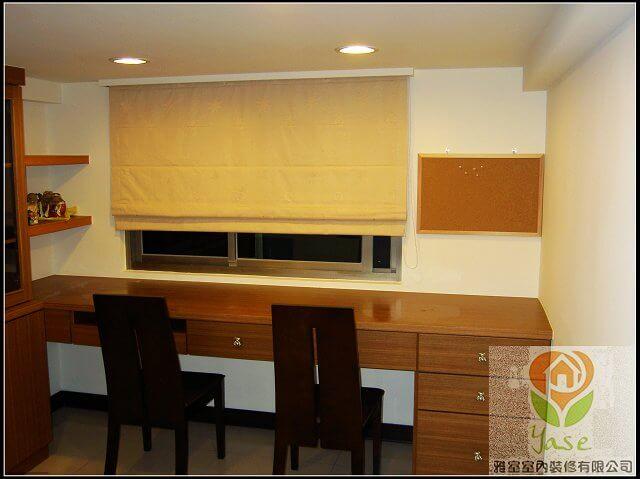 夾層裝潢木工書桌