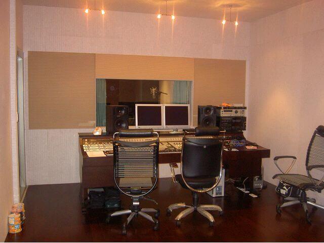 錄音室裝潢-錄音設備