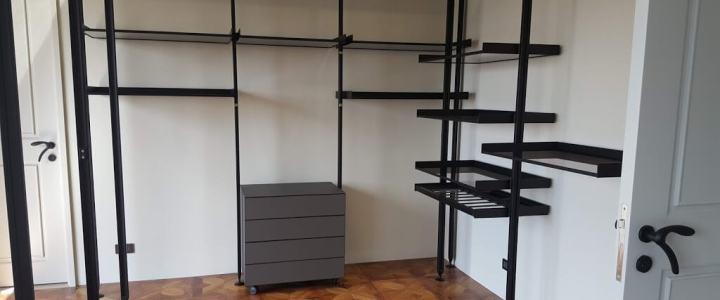 更衣室-創意家具
