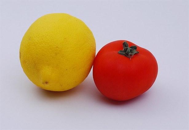 Domatesli Limon Kürü