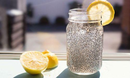 Sağlık kürü chia tohumlu içecekler?