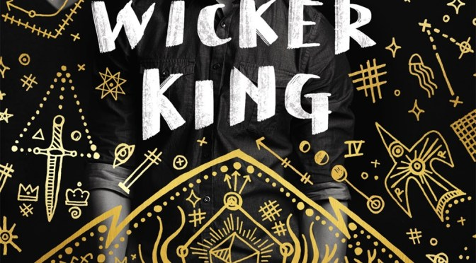 Interview with K. Ancrum, Author of The Wicker King